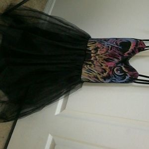 Carl monster dress